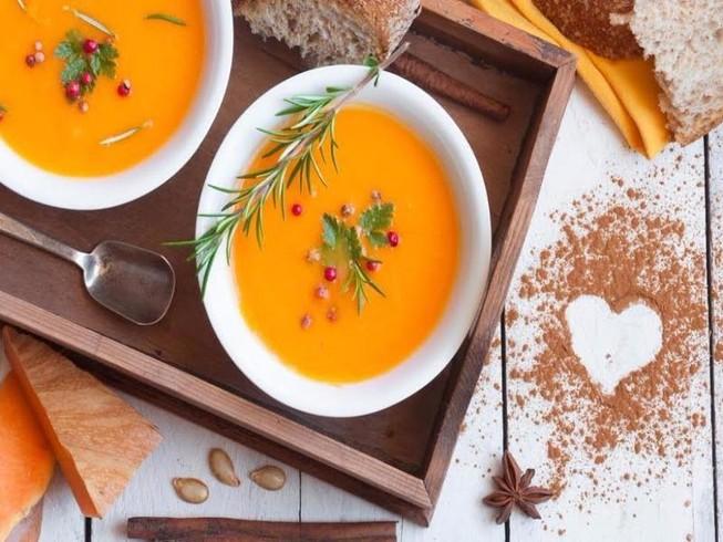6 thực phẩm tốt cho giảm cân vào mùa thu