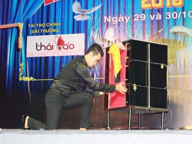Sân chơi mới cho ảo thuật gia trẻ Việt Nam