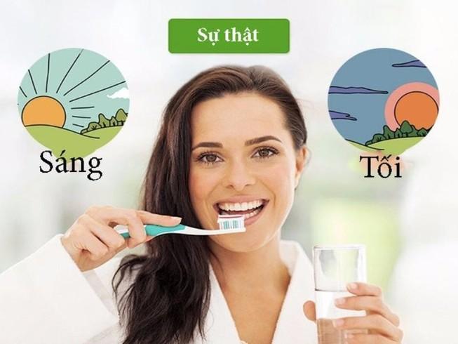 10 quan niệm lỗi thời khi chăm sóc răng miệng