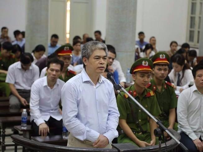 Cưu Chủ tịch PVN Nguyễn Xuân Sơn kháng cáo án tử hình
