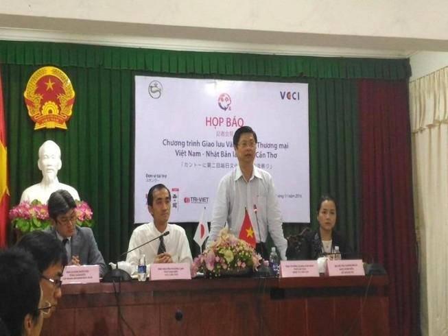 Giao lưu văn hóa Việt - Nhật thúc đẩy thương mại