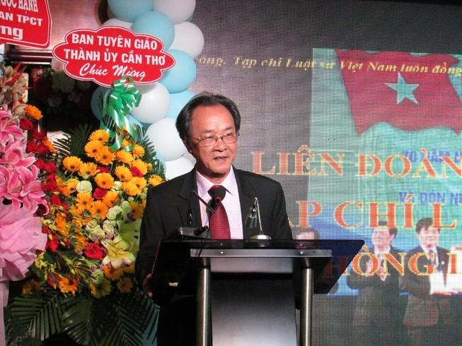 Tạp chí Luật sư Việt Nam mở văn phòng tại Cần Thơ