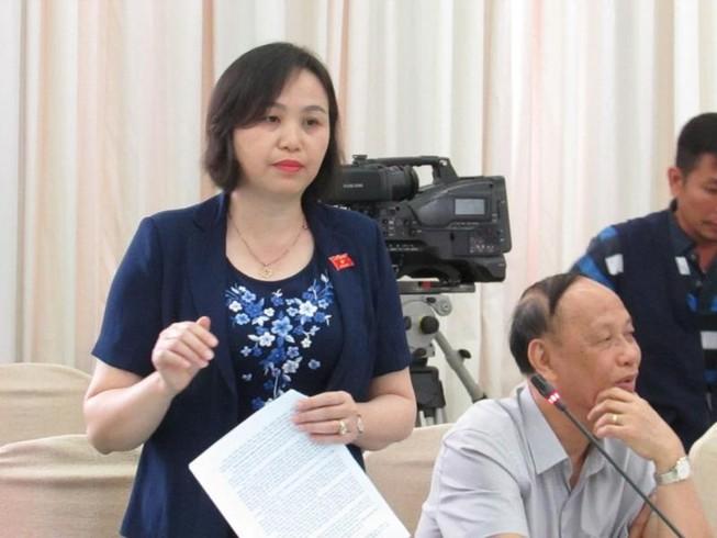 Đoàn giám sát QH hỏi vụ bổ nhiệm Vũ Minh Hoàng