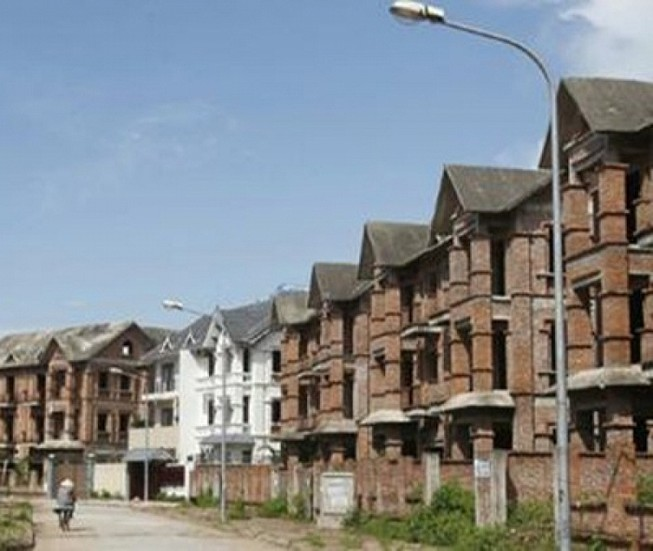 Vì sao hơn 500 dự án bất động sản 'đứng hình' ?
