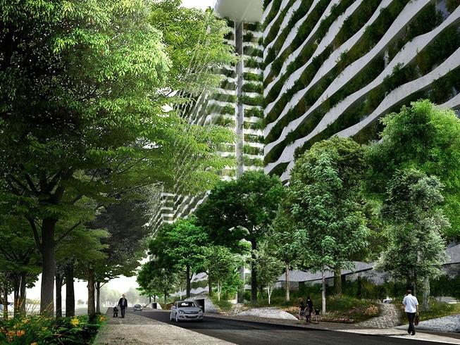 Chủ đầu tư công trình xanh dám hy sinh lợi nhuận?