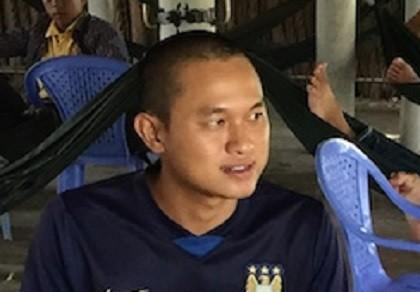 Anh Nguyễn Hoàng Tuấn.