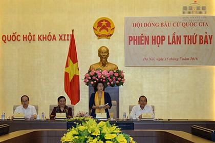 Hội đồng bầu cử bỏ phiếu về trường hợp ông Trịnh Xuân Thanh