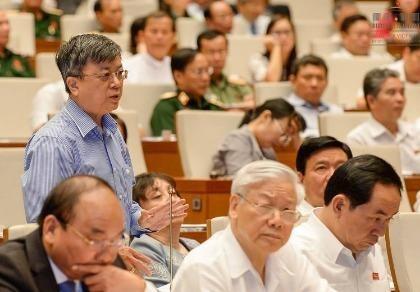 Tại sao Quốc hội chưa có ý kiến gì về vụ Formosa?