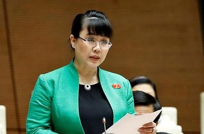 HĐND TP Hà Nội sẽ bãi nhiệm bà Nguyệt Hường
