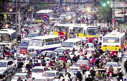 Hà Nội sẽ huy động hơn 1,2 triệu tỉ đồng phát triển giao thông