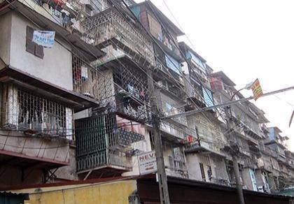 Thất bại cải tạo chung cư cũ, dễ dãi cấp 'đất vàng' cho doanh nghiệp