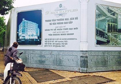 Hà Nội sẽ xây khách sạn 5 sao ở khu 'đất vàng' phố Hàng Bài
