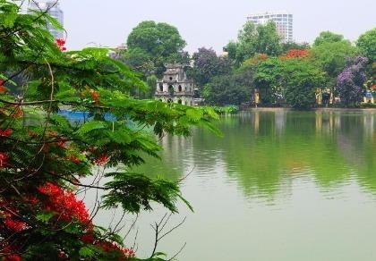 Hàng loạt đường quanh Hồ Gươm sẽ thành phố đi bộ từ 1-9