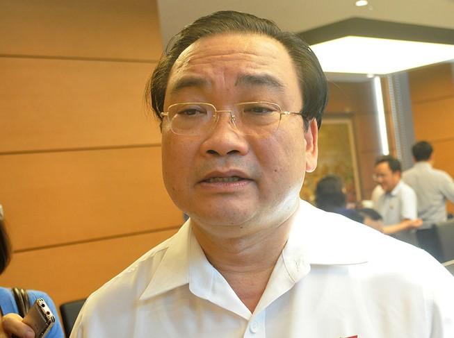 Bí thư Hoàng Trung Hải: Hà Nội đang chịu sức ép rất lớn