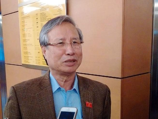 Chủ nhiệm UBKT TW nói về vụ cách chức ông Vũ Huy Hoàng