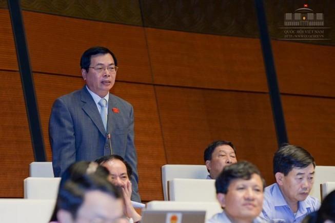 Xoá tư cách nguyên Bộ trưởng đối với ông Vũ Huy Hoàng