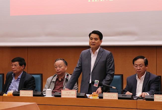 Ông Nguyễn Đức Chung: Có nhân viên vỗ ngực xưng quản lý