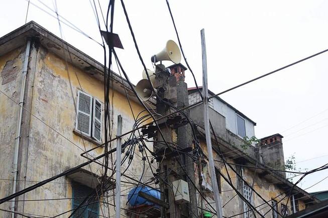 Hà Nội: Kênh lấy ý kiến dân về loa phường hoạt động lại