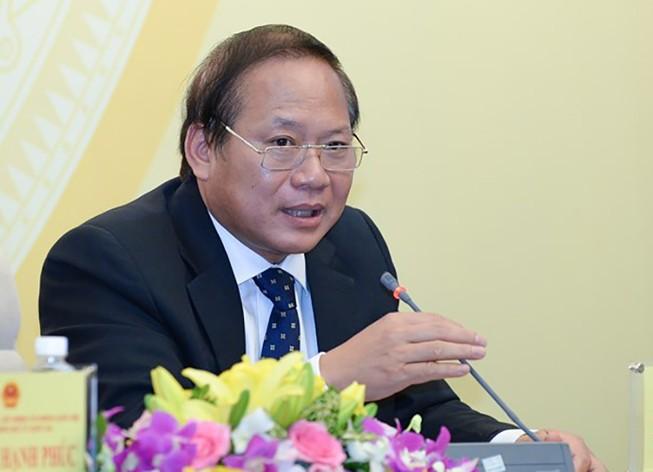 Quốc hội chất vấn việc đăng thông tin trên mạng xã hội