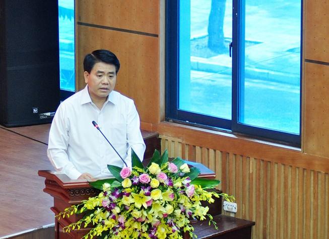 Chủ tịch Hà Nội nói về xử lý nhà 8B Lê Trực