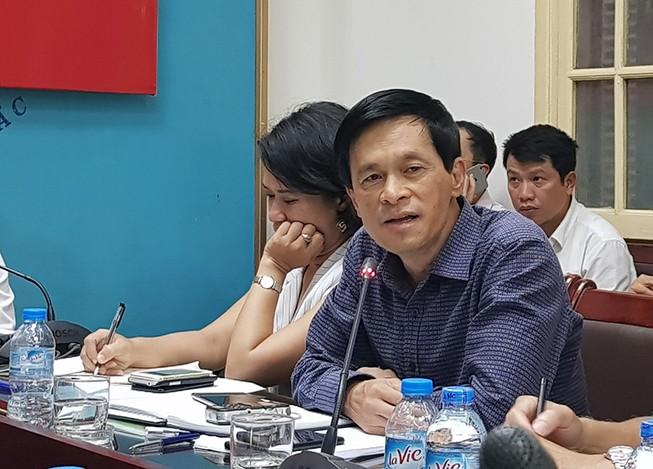 Cán bộ PCLB: 'Vỡ đê ở Hà Nội là có kế hoạch'
