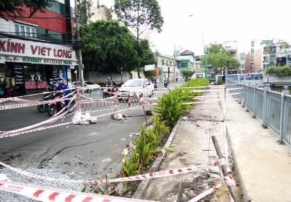 Nhà thầu Trung Quốc và khiếm khuyết ở kênh Nhiêu Lộc - Thị Nghè