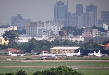 Giải pháp nào chống ngập sân bay Tân Sơn Nhất?