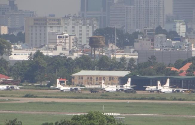 Phương án xây hồ chống ngập sân bay Tân Sơn Nhất
