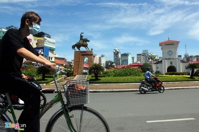 Tháo dỡ vòng xoay Quách Thị Trang