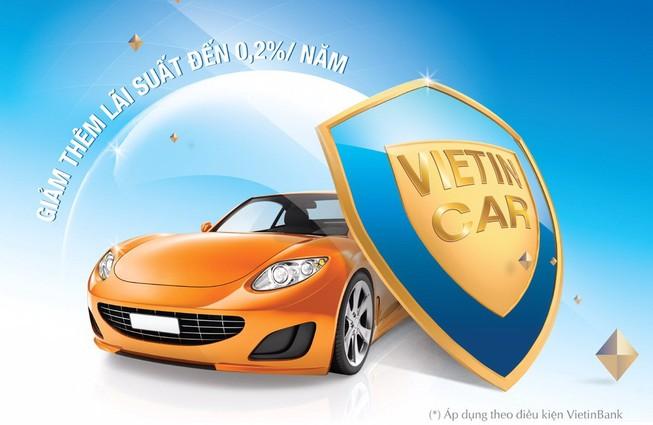Ưu đãi Cho vay mua ô tô kết hợp bảo hiểm