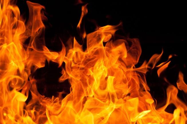 Lại một thanh niên chết cháy, tay bị trói chặt