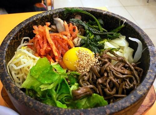 Học chế biến món ăn Hàn Quốc miễn phí