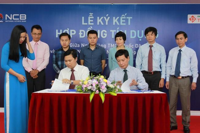 NCB cấp 450 tỉ đồng hạn mức cho Công ty Thuận Phát