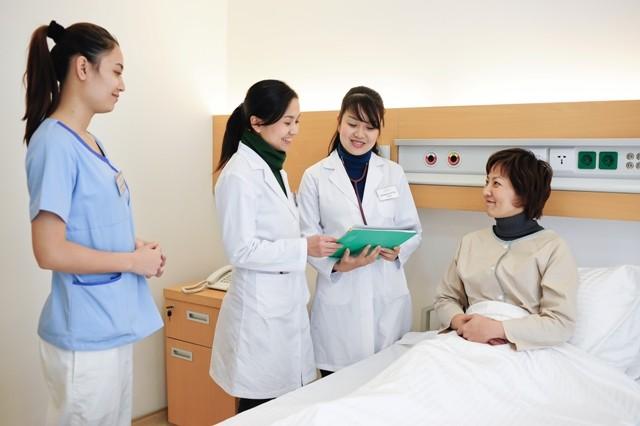 Nhà báo được bình chọn chất lượng bệnh viện năm 2016