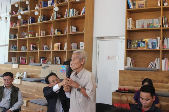 Ông Nguyễn Thận được bình chọn là 'Nhân vật của năm'