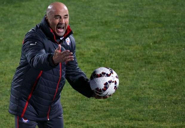 Người hùng Sampaoli chia tay tuyển Chile