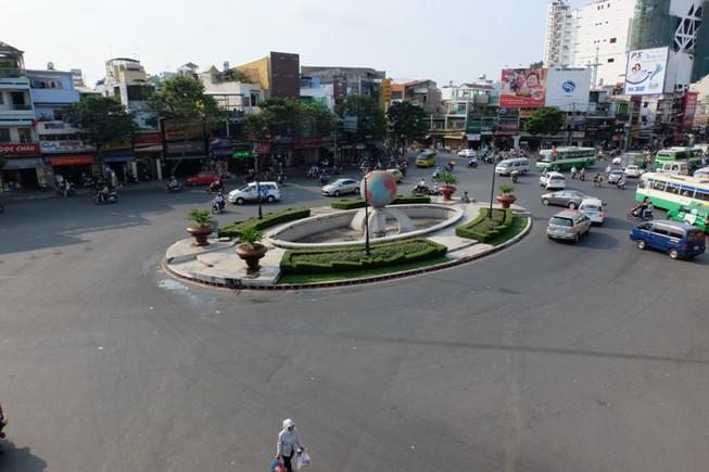 Đường Sài Gòn dễ thở trong ngày đầu tiên đi làm