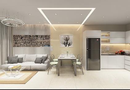 Vui sống tại căn hộ Novaland ngay Tân Phú