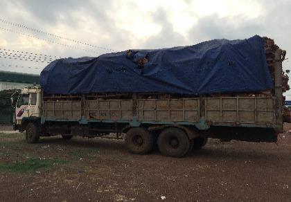 4 ngày, Bình Phước xử phạt 32 xe quá tải 400 triệu đồng