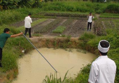 Rơi xuống hồ chứa nước, 3 học sinh chết đuối thương tâm