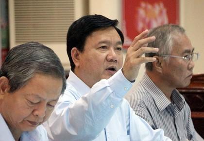 Điều trưởng Phòng TNMT bị Bí thư Thăng đề nghị cách chức làm chuyên viên