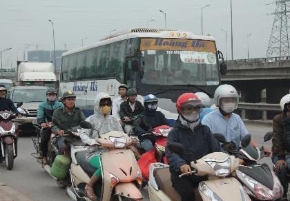 Hà Nội muốn cấm xe máy, giám đốc Sở Giao thông nói gì?