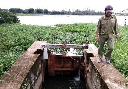 Đếm không xuể hư hỏng ở đê bao sông Sài Gòn