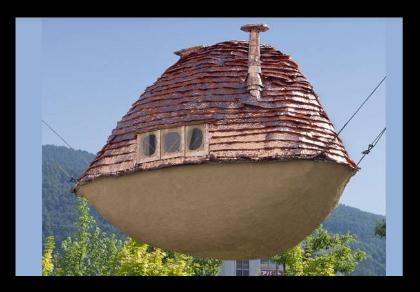 10 ngôi nhà kỳ lạ nhất thế giới