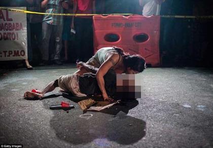 La liệt người chết sau chiến dịch truy quét ma túy tại Philippines