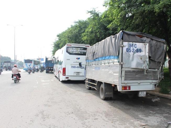 Tai nạn liên hoàn, nhiều hành khách bị thương