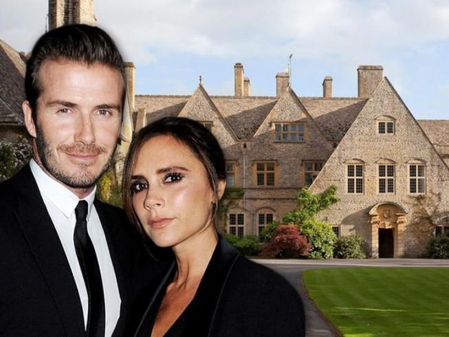 'Soi' biệt thự 33 triệu USD của vợ chồng nhà Beckham