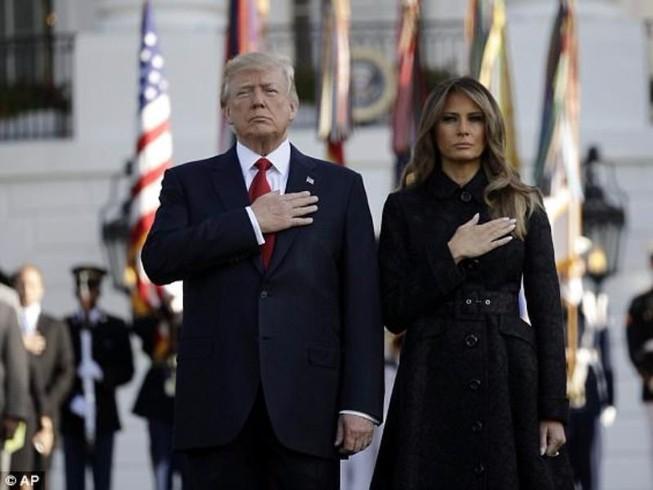 Ông Trump nói gì trong buổi tưởng niệm sự kiện 11-9