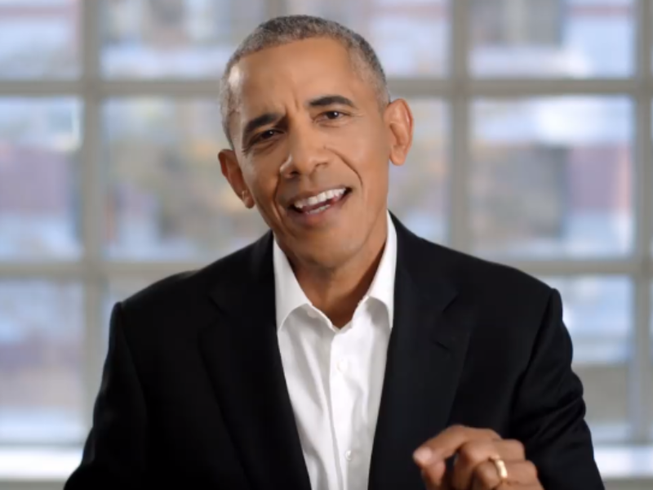 Lãng mạn clip ông Obama làm tặng vợ kỷ niệm 25 năm