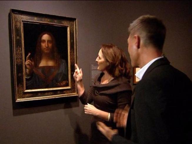Tranh 60 USD của Da Vinci sắp rao bán giá 100 triệu USD